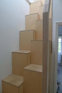 Starkholmes - staircase 2